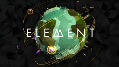 Plan planet-wide conflicts in sci-fi real-time strategy game Element