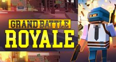 GameSpire's Grand Battle Royale is a new, PUBG-style free-for-all