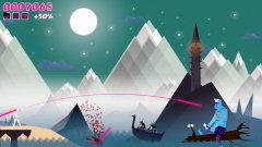 Quirky javelin-flinging action game Lichtspeer is now available on the App Store