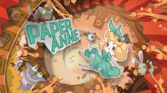 Childhood fairy-tales meet papercraft worlds in PAPER Anne, the new puzzle platformer featured by Apple
