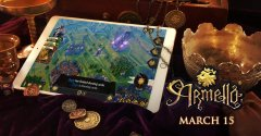 Fantasy board game Armello launches on iOS on March 15th