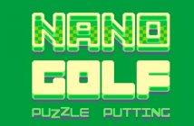 Colorful puzzler Nano Golf is Nitrome's newest release on iOS and Android