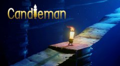Guide a flame through darkness and puzzles in Candleman, now available on iOS and Android