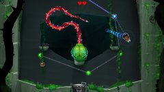Sling Ming is a swinging sci-fi story-driven puzzler headed to iOS and Android
