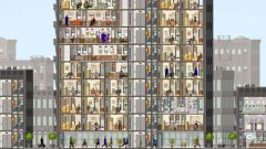 Construct the skyscraper of your dreams in building sim Project Highrise, now available on iOS