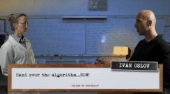 Zero/Sum combines b-movie storytelling with math puzzles when it releases on May 16th