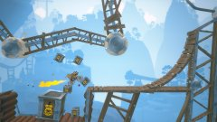 Take flight and dodge traps in physics-based vehicle platformer Animal Super Squad