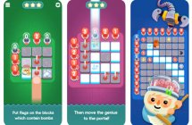 Minesweeper Genius combines the logical challenges of Picross and Minesweeper, available on iOS and Android