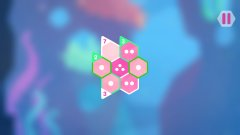 Hexologic offers a colorful new variant of Sudoku-style puzzles