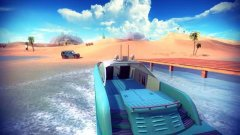 Sandbox racer Off The Road receives a gameplay trailer ahead of its July release