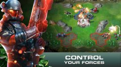 Command & Conquer: Rivals is fast-paced multiplayer strategy headed to iOS and Android