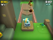 Noodlecake's Suzy Cube is a bright and bouncy 3D platformer, out now on iOS and Android