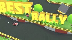 Master over-the-top tracks in Oddrok's Best Rally, releasing next week on iOS