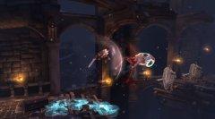 Grimvalor is an upcoming dark fantasy action platformer from the creators of Swordigo