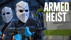 Armed Heist is the new fast-paced mobile shooter where you can pull off the perfect crime