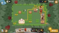Defend the Cake one slice at a time in the tower defence game's latest update