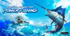 Brand new to Android, Power Fishing by Purple Ocean let's you reel 'em in