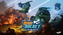 Fight your way through the fog in Mad Rocket: Fog of War, a revolutionary new strategy game