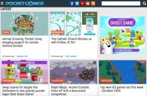 Pocket Gamer's just got a new lick of paint and it's looking good