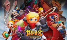 Social RPG sequel Hello Hero Epic Battle is about to hit the West