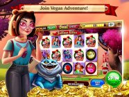 Enjoy a social casino experience with Slots Panther Vegas on iOS and Android