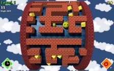 Make your way through an unending maze in puzzle game MazEpic, available now on mobile
