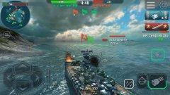 Settle old scores on the high seas in GameSpire's Warships Universe: Naval Battle