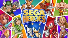 Win a brand new iPad courtesy of SEGA and SEGA Heroes™, out now on iOS and Android