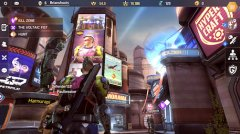 The top 10 iPhone and iPad games of 2018: No 2 - Shadowgun Legends