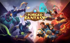 Our pick of the top iPhone and iPad game of the week - Forged Fantasy