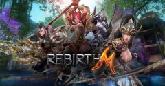 Anticipated MMORPG RebirthM has started its rollout in North America