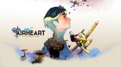 Airheart is a dieselpunk action game set in the sky, brand new to Nintendo Switch