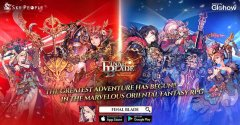 The global launch for fantasy RPG Final Blade has arrived
