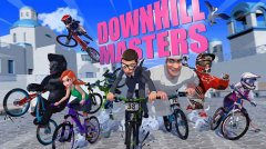 Hone your biking skills in Downhill Masters available now on Android