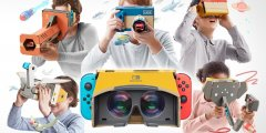 Why Nintendo's LABO VR kit might be the future of mobile VR