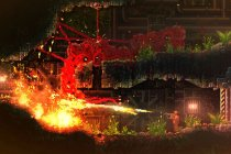 Devolver's CARRION is a nightmare of tendrils and gore
