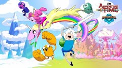 Brawlhalla introduces Adventure Time's Finn, Jake, and Princess Bubblegum