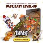 Hello Hero All Stars launches on iOS and Android
