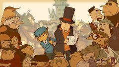 Classic puzzler Professor Layton and the Diabolical Book has launched for iOS and Android