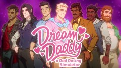 Wholesome dating sim Dream Daddy comes to mobile tomorrow