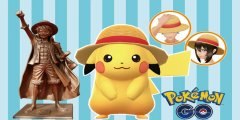Pokemon Go and One Piece are teaming up for a neat crossover event