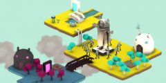 Playerless: One Button Adventure is a comedic 'game within a game'