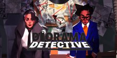 Diorama Detective is a lighthearted AR title about solving quirky mysteries