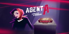 Agent A: A Puzzle in Disguise gets its fifth and final episode this month