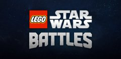 LEGO Star Wars Battles is an action strategy game starring characters from the entire saga