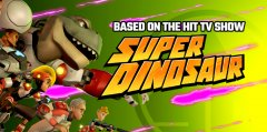 Super Dinosaur Kickin' Tail has now launched globally on iOS and Android