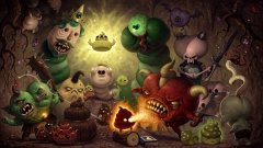 Bulbware's gross-out dungeon crawler Poopdie launches December 12th for iOS and Android