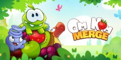 Cut the Rope creators release cute idle game Om Nom: Merge for iOS and Android