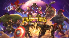 Marvel Contest of Champions adds Fantastic 4's Silver Surfer