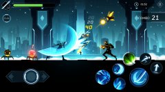 Overdrive II, the fast-paced hack 'n' slash, is now available for iOS